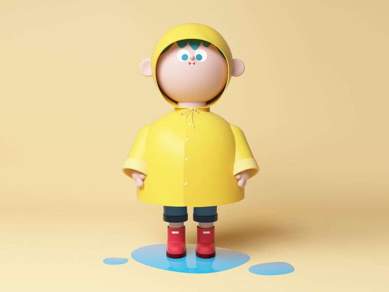 Rainy Boy