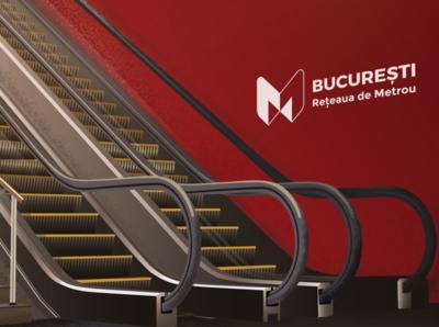 Bucharest Metro Logo
