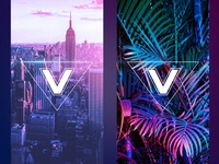 VG City & Floral Wallpapers