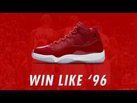 Jordan 11 Win Like '96- Big Three