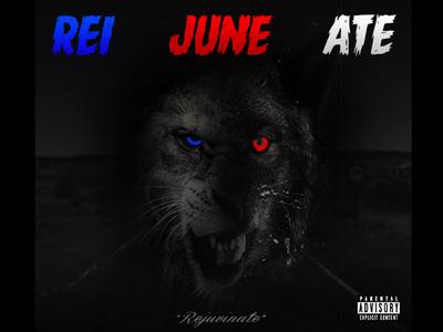 """""""ReiJuneAte"""" Cover Art"""