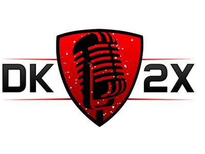 DK 2 Times Logo
