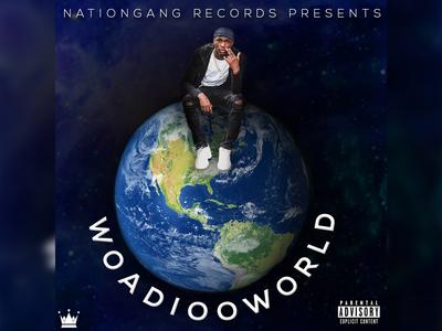 Woadioo World Album Cover