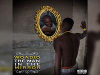 """The Man in the Mirror"" Album Cover"