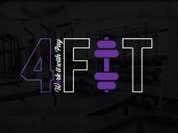"""4Fit"" Logo"