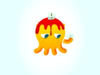 Octopus 章鱼烧