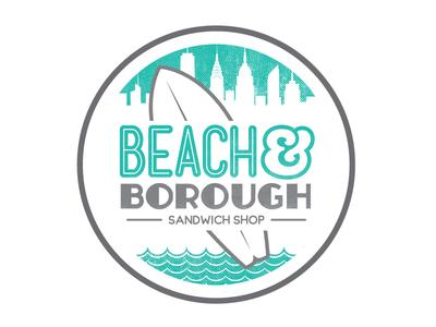 Beach & Borough Sandwich shop