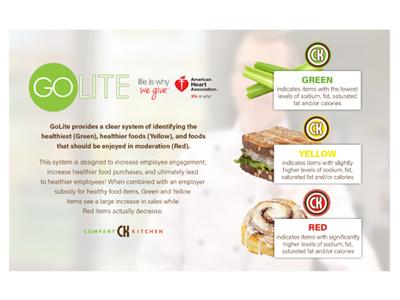 GoLite Healthy Eating Program