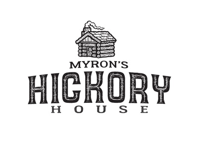 Myron's Hickory House Logo