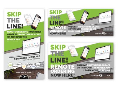 Remote Ordering Digital Ads