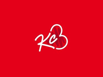 Kansas City Heart Logo