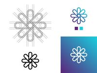 X+ logo concept