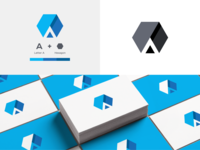 A + Hexagon logo concept - 2