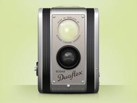 Kodak Duaflex Vintage Camera
