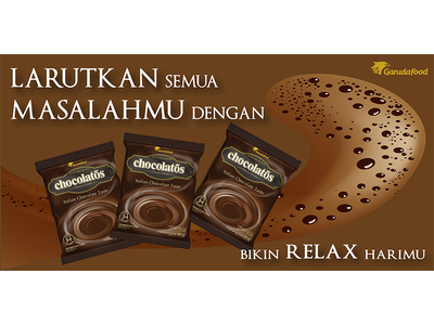 Chocolatos - Ads Banner
