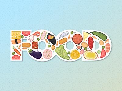 Food Sticker cheese ham olives mediterranean sushi food contest stickermule sticker illustration illustrator miguelcm