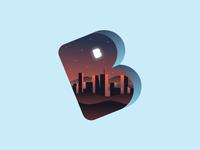 Blackformat city