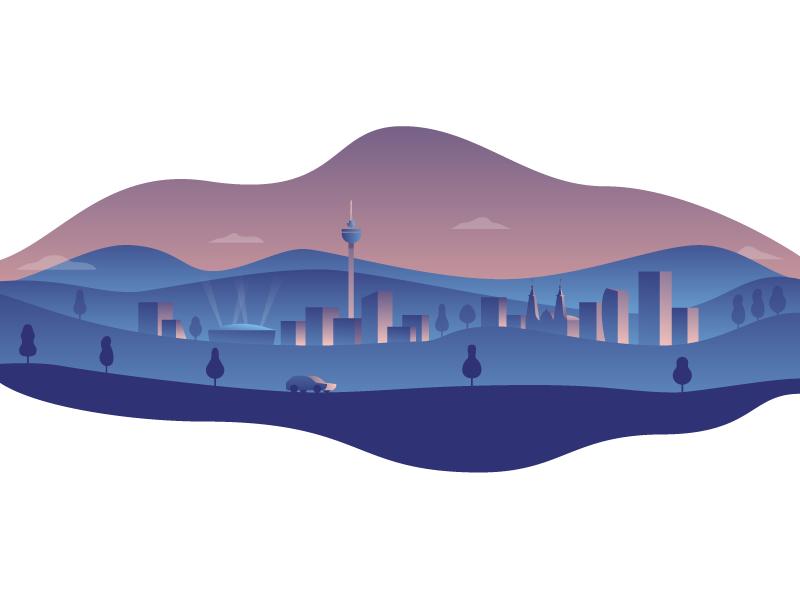 City landscape 01