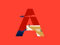 A | airplane