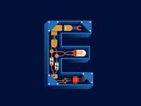 E | electric