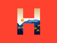 H | hollywood
