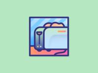 019 Toaster
