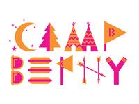 Camp Berny Tee #2