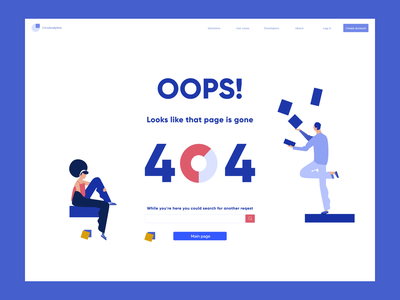 404 Page 404page