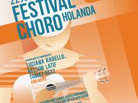 Choro festival poster 2013