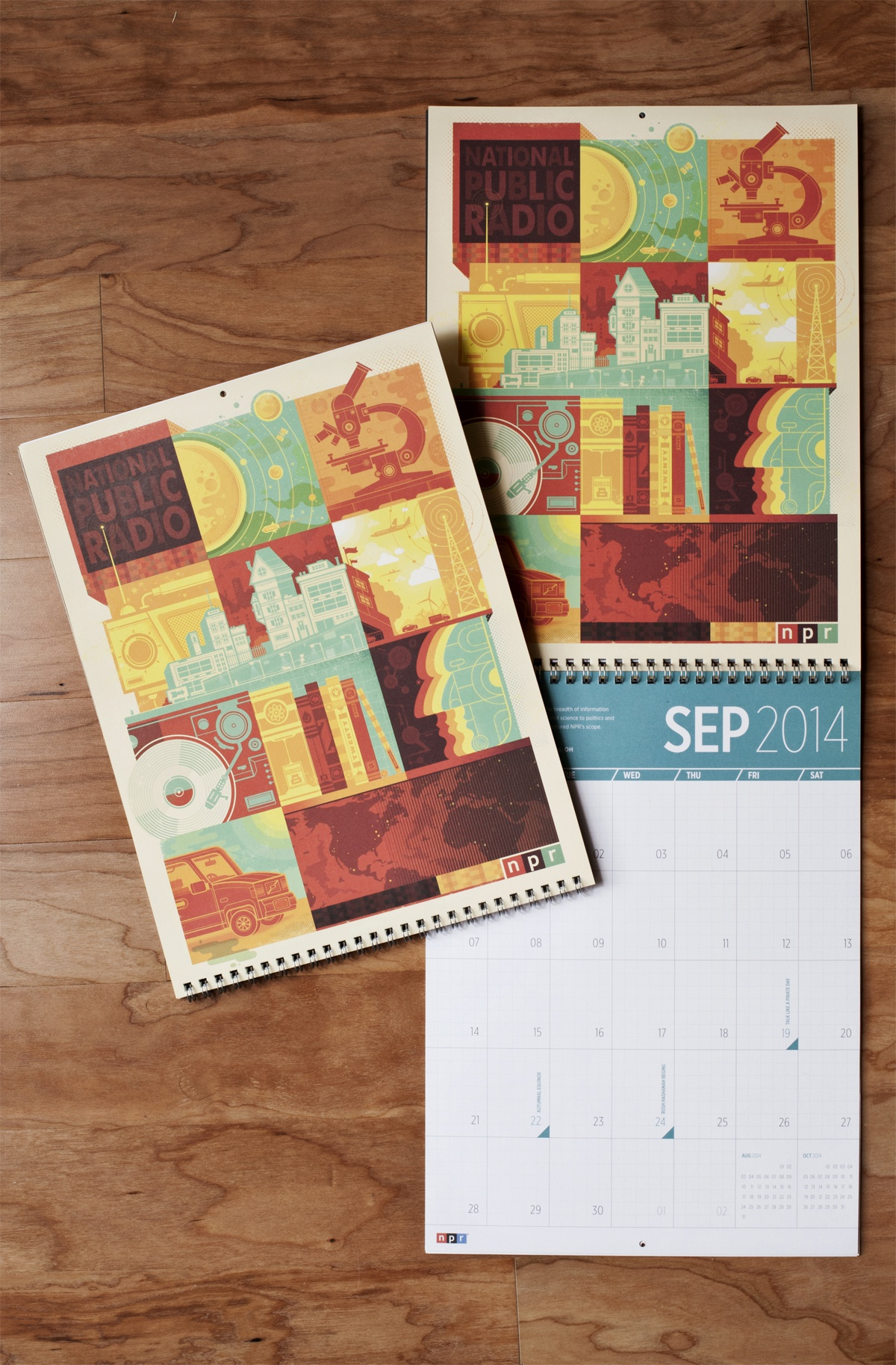 Npr calendar dribbble small