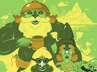 Viking Marauders!