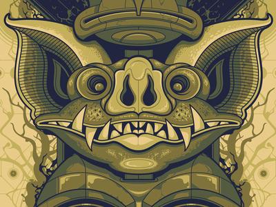 Nightmare Relic - Detail 1