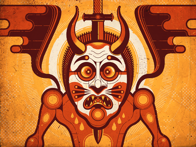 Demon grotesque minion gargoyle demon