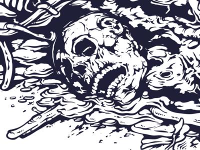 Wasteland Skull