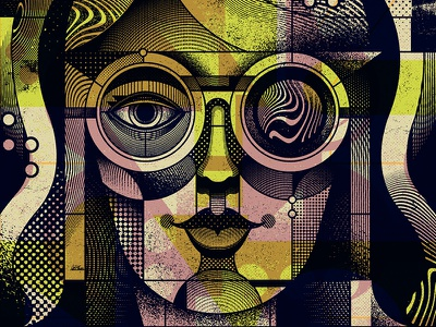 OAR 2017 Tour Poster 5 of 10 illustration gigposter screenprint poster oar