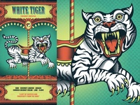 Flight Club - White Tiger