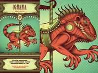 Flight Club - Iguana