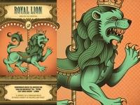 Flight Club - Royal Lion