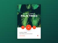 UI design - Music player app - 3/3