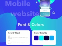 Interaction Design - Mobile Website