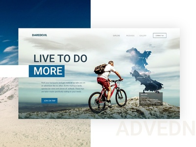 Exploration Website