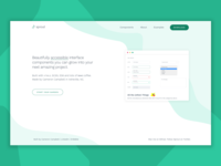 Sprout UI Component Library