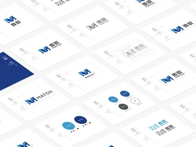 MATCH麦取 - Logo Design