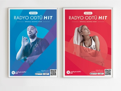 Poster for Radio ODTU Hit