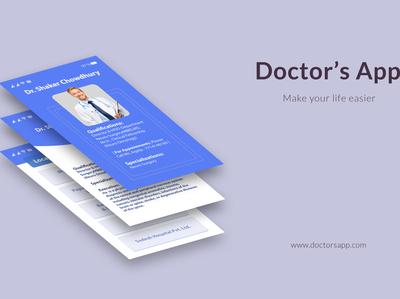 Doctor's App