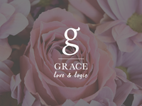 Grace Love & Logic Logo and Brand Design