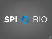 SPI BIO Logo & Icon Identity