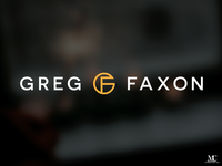 Greg Faxon Coaching Brand Identity