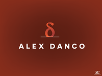 Alex Danco Brand identity