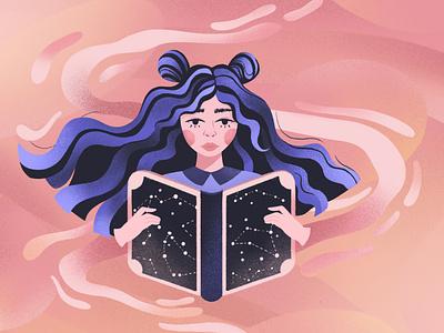 Fairy Tale digitalart sketch illustration
